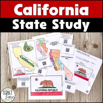 California History and Symbols Unit Study