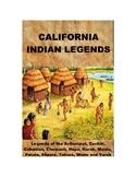 California Indian Legends