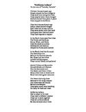 California Indians Song