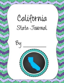 California Journal Set