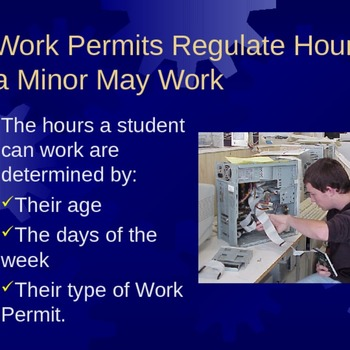 California Labor Laws Powerpoint