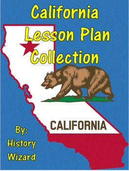 California Lesson Plan Collection