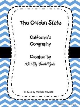 California Map Skills