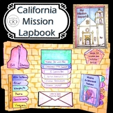 California Mission Lapbook