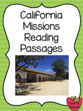 California Mission Reading Passages