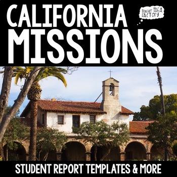 California Mission Report