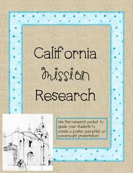 California Mission Research