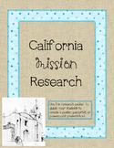 California Mission Research