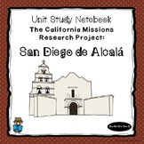 California Mission Research Project - Mission San Diego de Alcala