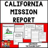 California Missions | California Mission Research Report