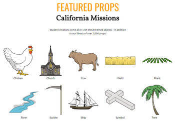 California Missions Activities: 5 Ws, Timeline, Positive & Negative Effects