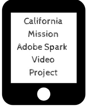 California Missions Adobe Spark Video Project