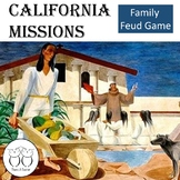 California Missions Family Feud Game