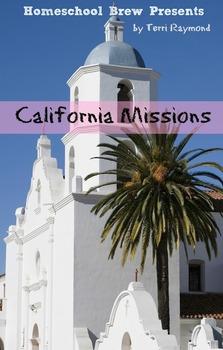 California Missions (Fourth Grade Social Science Lesson)
