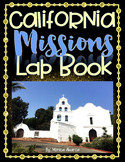 California Missions Lap Book Project