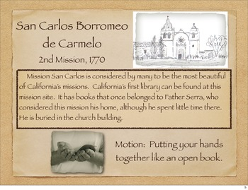 California Missions Unit Slideshow- California State History