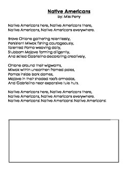 California Native American Chant