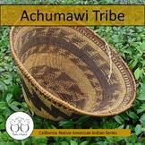 California Native American Series: Achumawi Tribe (AKA Achomawi or Pit River)