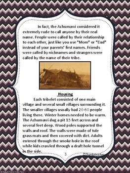 Achumawi Tribe (AKA Achomawi or Pit River) California Native American Series