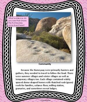 California Native American Indian Series: Kumeyaay Tribe