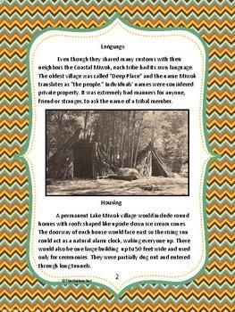 California Native American Indian Series: Lake Miwok Tribe