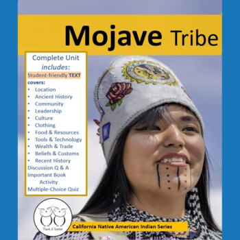 California Native American Indian Series: Mojave Tribe