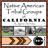 California Native American Jigsaw Passages