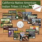 California Native American Tribe 13 Pack Mojave Miwok Pomo Chumash Kumeyaay...