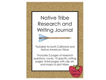 California Native Tribe BUNDLE {Reading Passages and Research/Writing Pack}