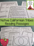 California Native Tribes Reading Passages {5 Tribes}