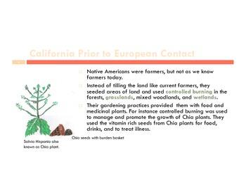 California Prior to European Contact PDF Version