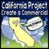 California Project: Create a Commercial! {California Research Project}