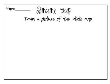 California Puzzle Map Set