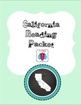 California Reading Packet