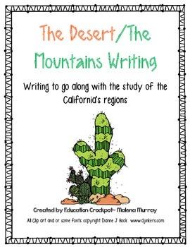 California Region Writing