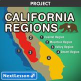 California Regions - Projects & PBL