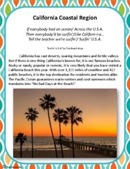 California Regions : Coastal