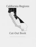 California Regions Cut-Out Book