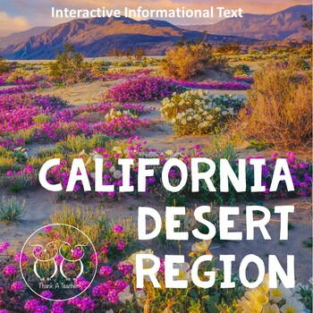 California Regions : Desert