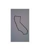 California Regions Map- top seller