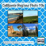 California Regions Photo File