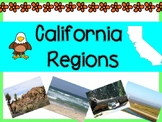 California Regions Powerpoint
