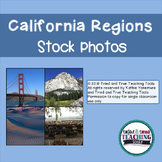 California Regions Stock Photos