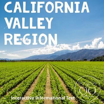 California Regions : Valley