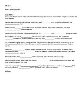 California ScienCenter Scavenger Worksheet