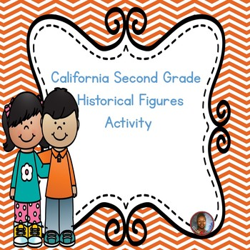 California Second Grade Historical Figures Activity