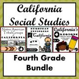 California Social Studies Bundle