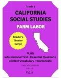 California Social Studies: Farm Labor