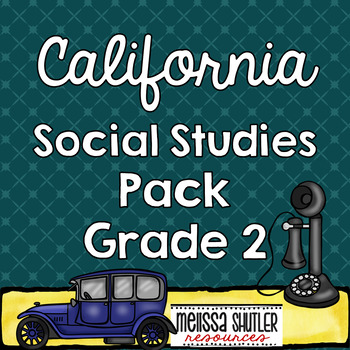 California Social Studies Grade 2