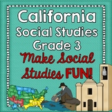 California Social Studies Grade 3